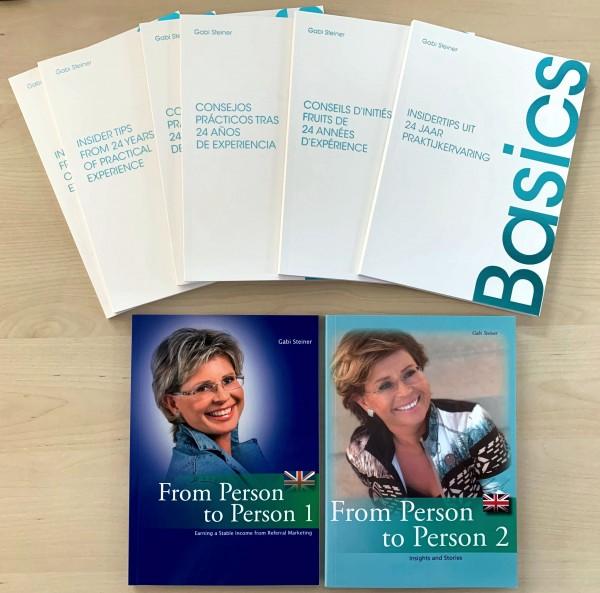 BuchSet 1 - International