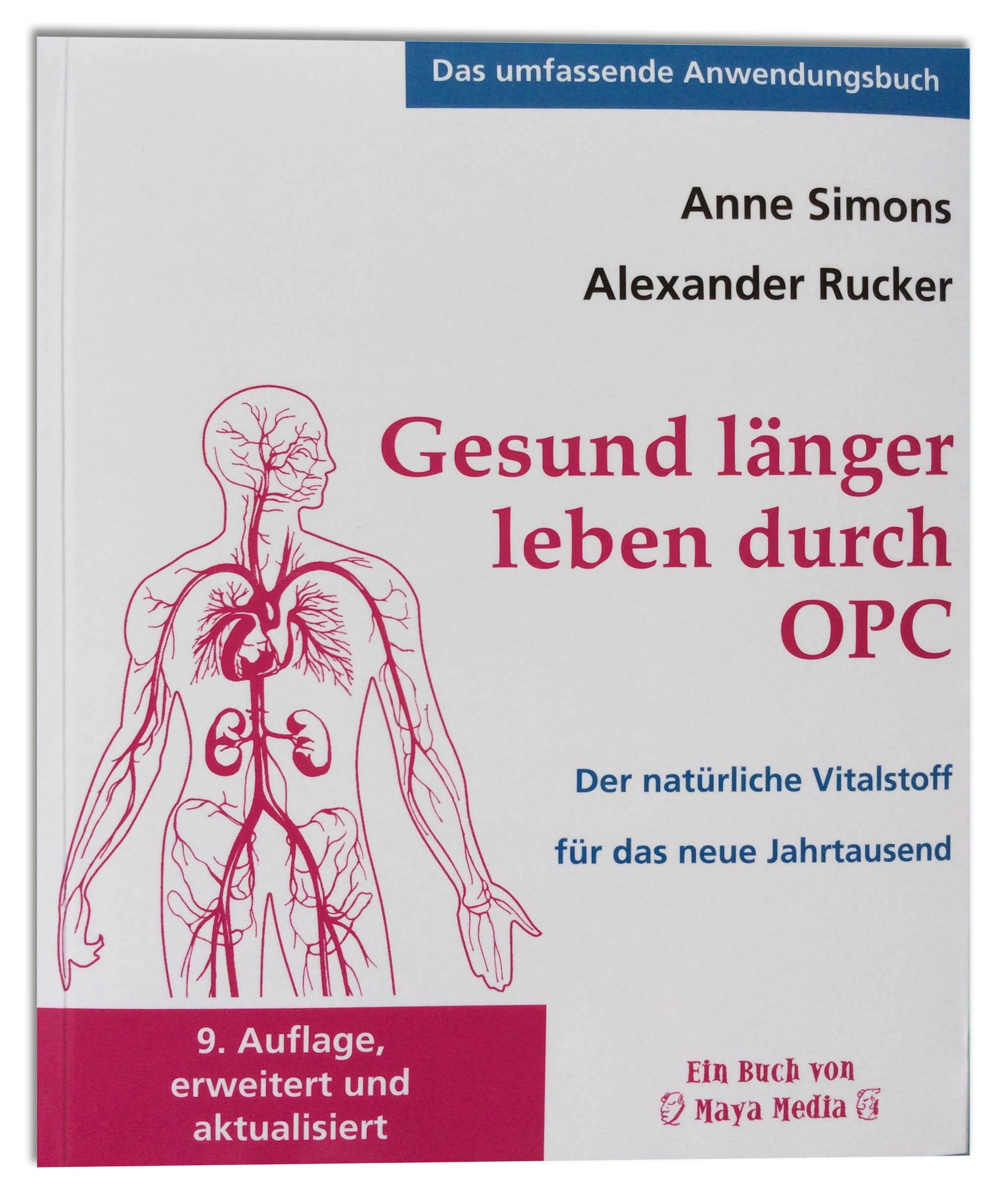 Gesund länger leben durch OPC / 9. Auflage   Gesundheit   Bücher ...