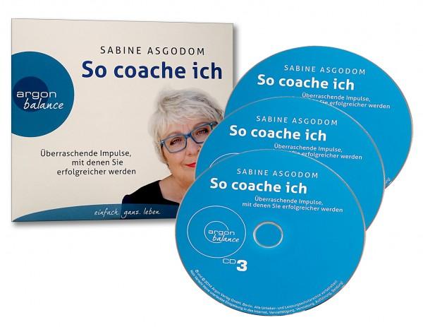 So coache ich - [CD]
