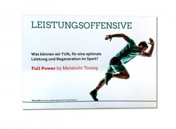 Leistungsoffensive - Sportler-Broschüre