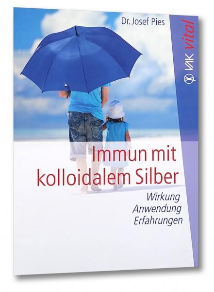 Immun mit kolloidalem Silber