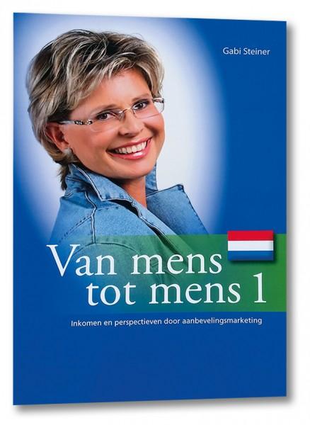 Van mens tot mens - Von Mensch zu Mensch (niederländisch)